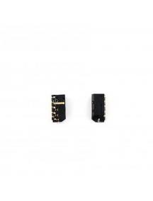 Conector de audio mini jack LG G2 mini D620 - L90 D405