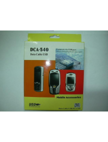 Cable USB Siemens A65 - C65 - CX65 - M65 - S65