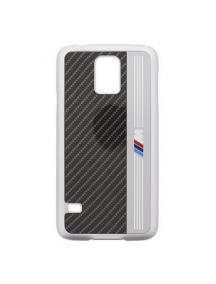 Protector rígido trasero BMW BMHCS5MEB Samsung Galaxy S5 G900