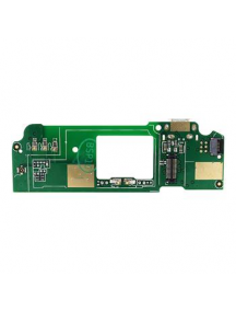 Placa de conector de carga HTC Desire 620