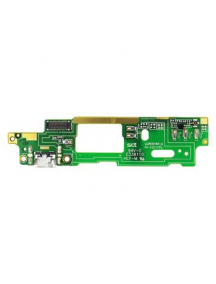 Placa de conector de carga HTC Desire 820