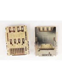Lector de SIM LG G3 D855, G2 Mini G2s D620, G3 mini G3s D722, F70 D315, G4s H735