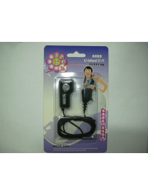 Adaptador de audio Nokia con micro, boton de colgar/descolgar y