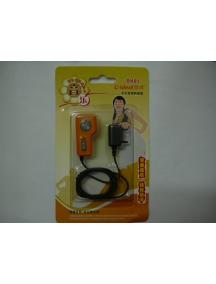 Adaptador de audio Sony Ericsson K750i con boton de colgar/desco