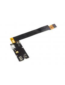 Cable flex de conector de carga BQ Aquaris E4.5