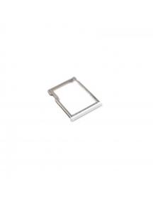 Zócalo de SD BQ Aquaris M5.5 blanco