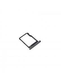 Zócalo de SD BQ Aquaris X5 negro - gris antracita