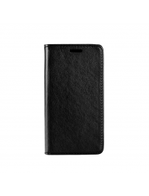 Funda libro TPU imán Samsung Galaxy S7 Edge G935 negra