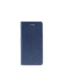 "Funda libro TPU imán iPhone 6 4.7"" azul"