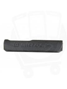 Pestaña de tarjeta de memoria Samsung Galaxy Tab 2 P3100 gris