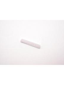 Pestaña de SIM Samsung Galaxy Tab 2 P3100 blanca