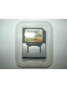 Tarjeta de Memoria RS MMC 2V 256Mb