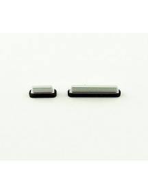 Botón externo de volumen + cámara Sony Xperia X F5121 blanco