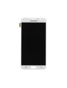 Display Samsung Galaxy J7 2016 J710 blanco