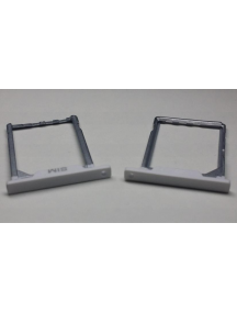 Zócalo de SIM BQ Aquaris E5s blanco G006394