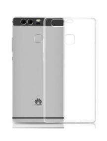 Protector trasero rígido Huawei Ascend P9 transparente original