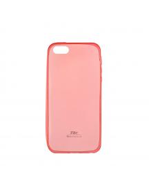 Funda TPU Roar 0.3mm iPhone 5 - 5s rosa