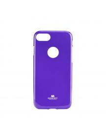 Funda TPU Goospery iPhone 7 morada