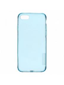 Funda TPU iPhone 7 - 8 azul