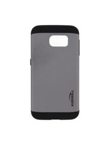 Funda rígida - TPU Kisswill Slim Armor Samsung Galaxy S6 G920 gr