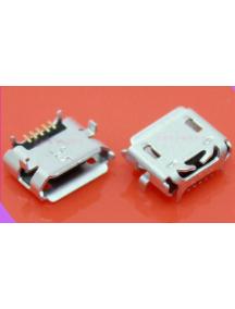 Conectro de carga micro USB Huawei Ascend G750 - G730 - HTC G12