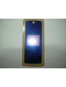 Ventana externa Motorola K1 azul