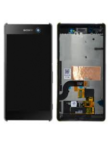 Display Sony Xperia M5 E5603 negro