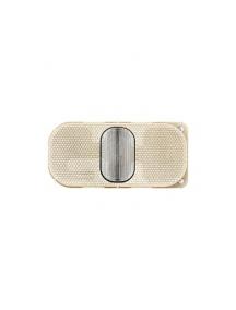Botón de encendido y apagado externo LG G4 H815 dorado