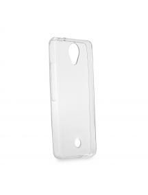 Funda TPU slim S-view Wiko U Feel transparente