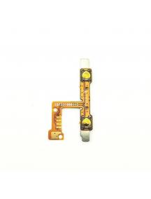 Cable flex de botones de volumen Alcatel X'Pop 5035D