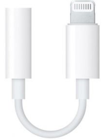 Adaptador de audio Apple MMX62ZM Lightning/3,5mm iPhone 7 - 7 Pl