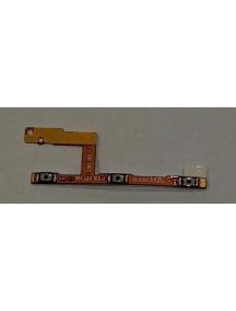 Cable flex de botones laterales Alcatel Idol Alpha 6032X