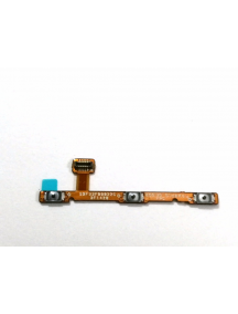 Cable flex de botones laterales Alcatel Idol 2 6037