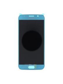 Display Samsung Galaxy S6 G920 celeste