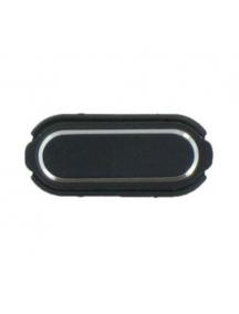 Botón home externo Samsung Galaxy A3 A300 negro