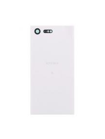 Tapa de batería Sony Xperia X Compact F5321 blanca