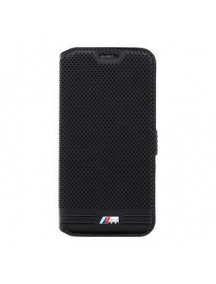 Funda Libro BMW BMFLBKS7MPEBIC Samsung S7 G930 negra