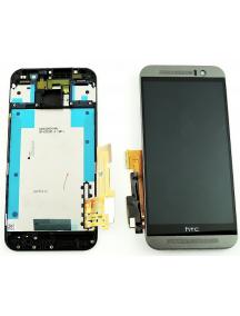 Display HTC One M9 gris original