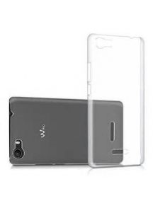 Funda TPU slim S-view Wiko Fever transparente