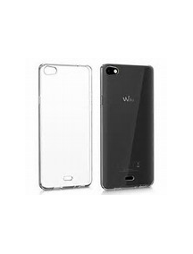 Funda TPU slim S-view Wiko Highway transparente