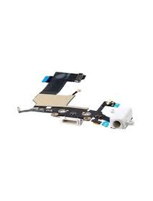 Cable flex de conector de carga-accesorios iPhone 6 blanco