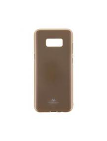 Funda TPU Goospery Samsung Galaxy S8 Plus G955 dorada