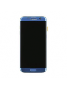 Display Samsung Galaxy S7 Edge G935 azul
