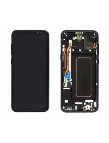 Display Samsung Galaxy S8 Plus G955 negro