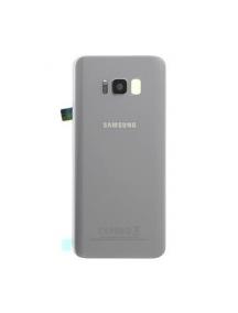 Tapa de batería Samsung Galaxy S8 Plus G955 plata