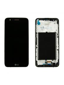 Display LG K10 2017 M250 negro