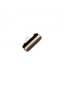 Botón de encendido externo LG G6 H870 blanco