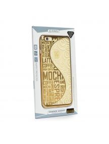 Funda TPU iKaku iPhone 6 Plus - 6s Plus dorada