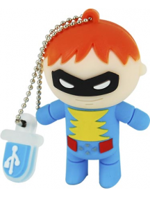 Memoria Mooster USB TOONS 16GB Fantastic Boy