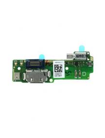 Placa de conector de carga Sony Xperia XA F3111